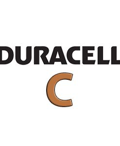 Pin C Duracell